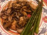 Skinny Girl Chicken Marsala