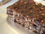 Decadent Oatmeal Bars