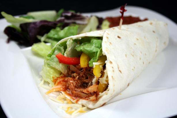 Crock Pot Chicken Tacos. Photo by **Tinkerbell**