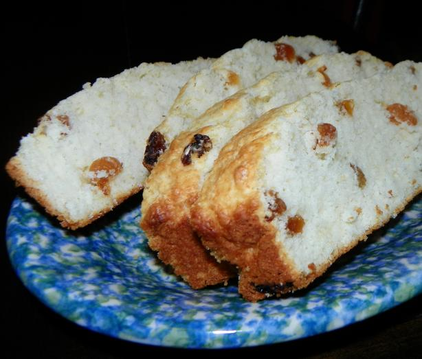 Angie's Irish Soda Bread. Photo by Baby Kato