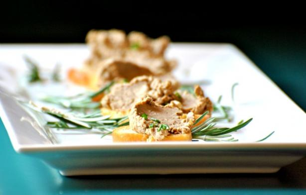Chopped Liver Pate. Photo by Andi of Longmeadow Farm