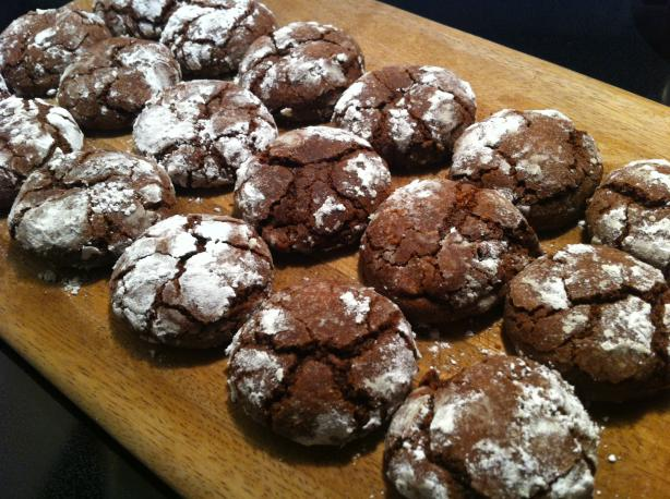 Easy Chocolate Cookies!!. Photo by maxtine