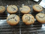 Better-Than-Starbucks Blueberry Muffins