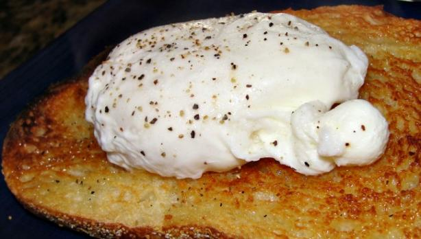 The Perfect Poached Egg. Photo by diner524