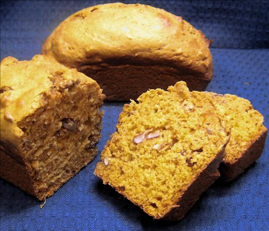 Sweet Potato Pecan Bread. Photo by PaulaG