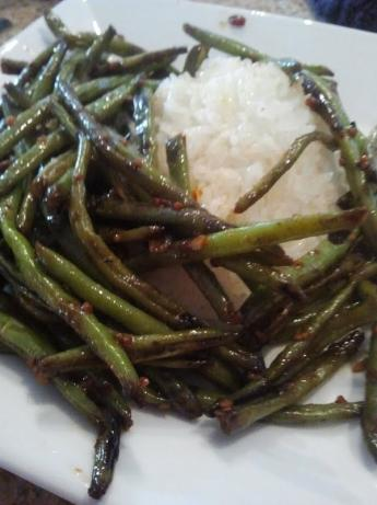 Chinese Dry-Sauteed String Beans. Photo by sofie-a-toast