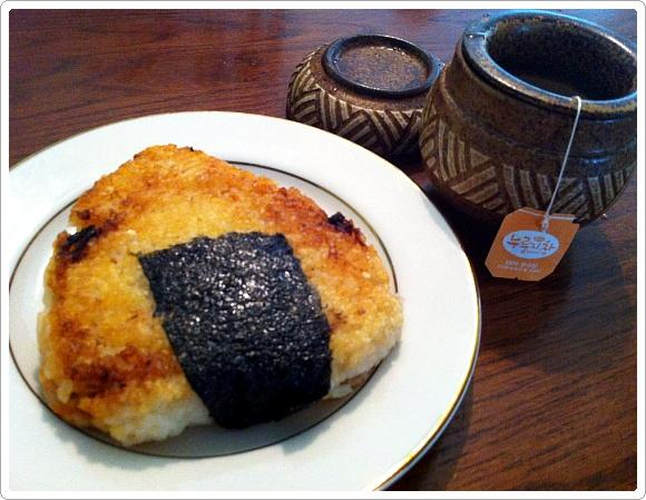 Grilled Spicy Tuna Onigiri. Photo by hyejinx86