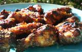 Grill &quot;blackened Voodoo&quot; Chicken. Photo by breezermom
