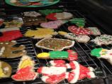 Grandma Flossie's Orange-Kissed Christmas Cookies