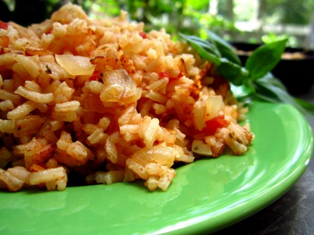 Chita's Mexican Rice. Photo by gailanng