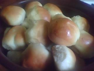 Yeast Rolls in a Flash. Photo by Chef #750606