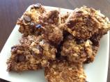 Coconut Oat Bars
