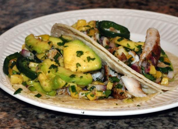 Cumin-Seasoned Fish Tacos. Photo by KateL