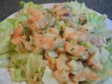 Maryland Style Shrimp Salad