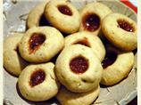 Jam-Filled Christmas Cookies