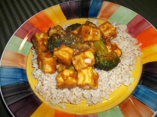 General Tsao's Tofu(Vegan). Photo by rpgaymer