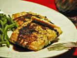 Balsamic-Glazed Cracked Pepper Salmon - Clean Eating