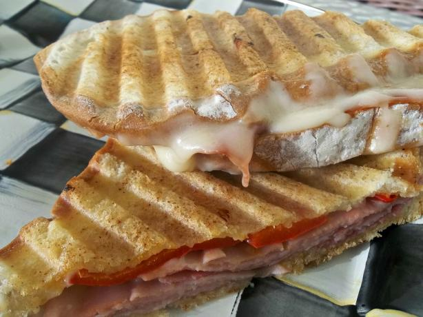 The Spaniard (Grilled Sandwich). Photo by FLKeysJen