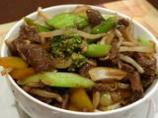 Stir Fry Chilli Beef in Oyster Sauce