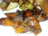 Forevermama's Sautéed Carrots With Red Onions