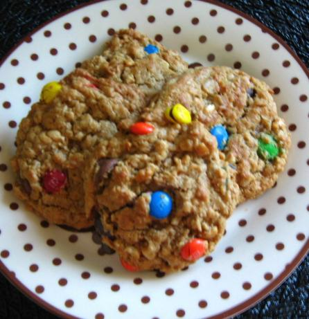 Ann Romney's M&M's Cookies. Photo by Chef BakesAlot