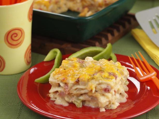 King Ranch Chicken. Photo by RO*TEL