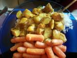 My Thai Chicken Curry