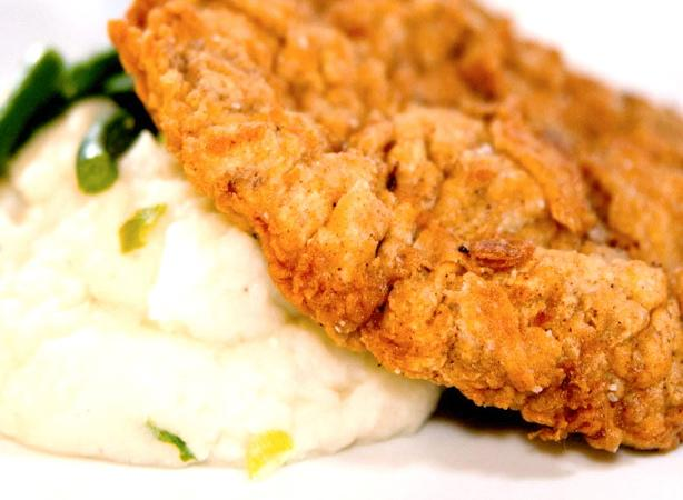 Kentucky Fried Pork Chops. Photo by Spice Guru