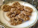 Vanishing Oatmeal Raisin Chocolate Chip Cookies