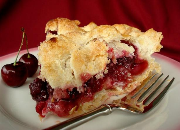 Inch Cherry Pie Image Pictures to pin on Pinterest
