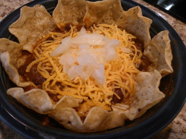 Perfect Fall Chili. Photo by ChefMomMelissa