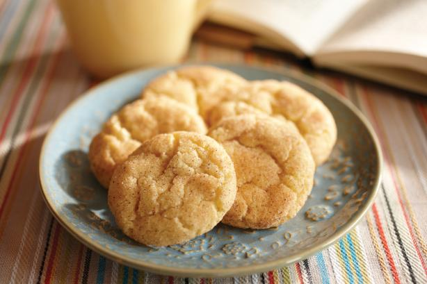 Snickerdoodles. Photo by Crisco Recipes