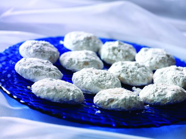 Snowball Cookies. Photo by Crisco Recipes