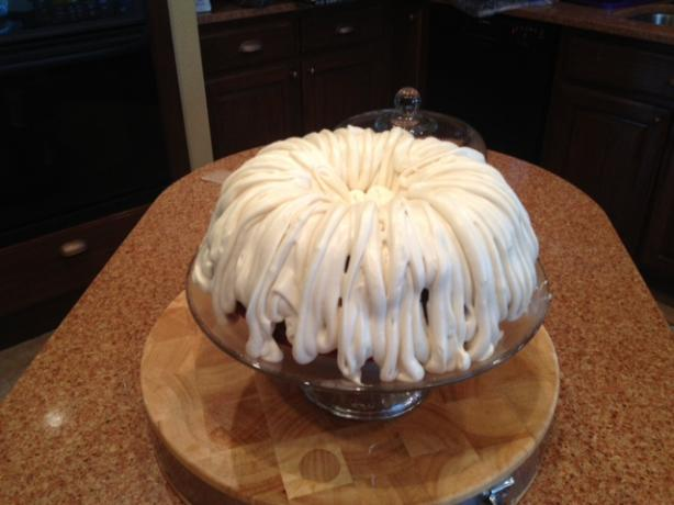 Perfect Red Velvet Bundt Cake. Photo by Chef #1118084