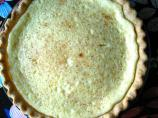 Creamy Buttermilk Pie from Farm Journal