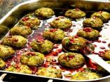 Persian Pomegranate and Pistachio Meatball