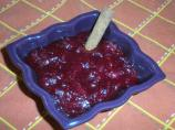 Cranberry Orange Sauce Relish