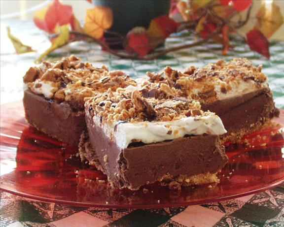 Butterfinger Delight. Photo by Marsha D.