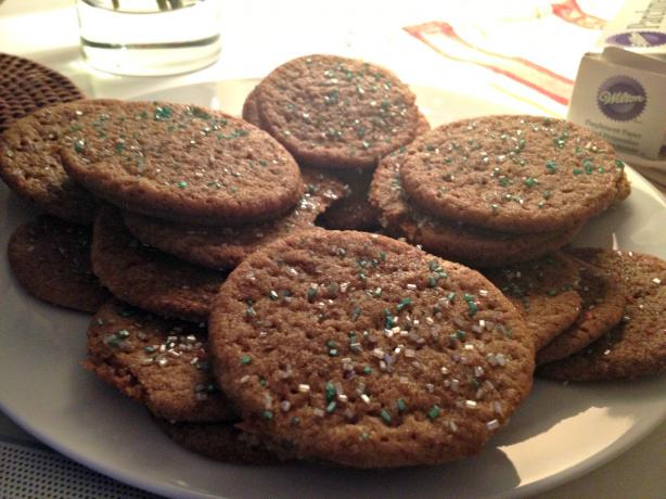 Easy Sugar and Spice Cookies. Photo by LJeffTheChef