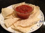 Home Made Saucy Mexican Taco Salsa