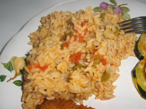 My Own Mexican Rice. Photo by daisygrl64