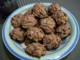 Bal&#39;s Lentil Cookies