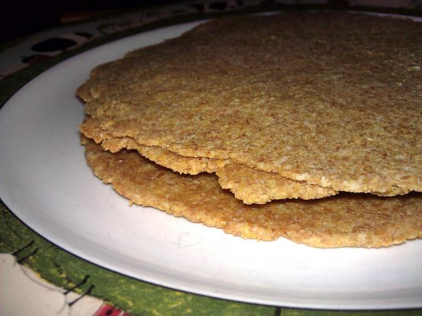 Wheat Belly Tortillas. Photo by mersaydees