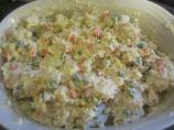 Yummiest Easiest Potato Salad LOADED With Flavor!