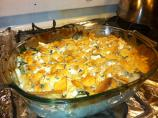 Ranch Chicken Tzatziki Casserole #RSC