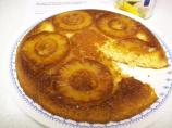 Weight Watchers Five Ingredient Pineapple Upside Down Cake