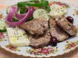 Lamb Cutlets- Mediterranean Style