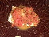 Potato Encrusted Grouper With Bruschetta and White Wine #5FIX
