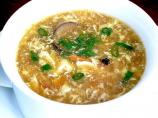 Vegetarian Hot and Sour Soup (Gluten-Free)