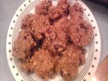 All Natural Oat Cookies